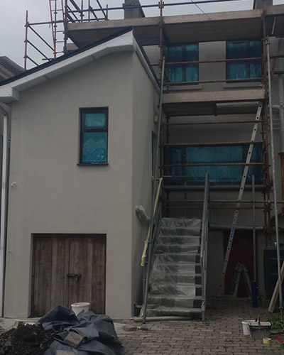 facade work services ireland