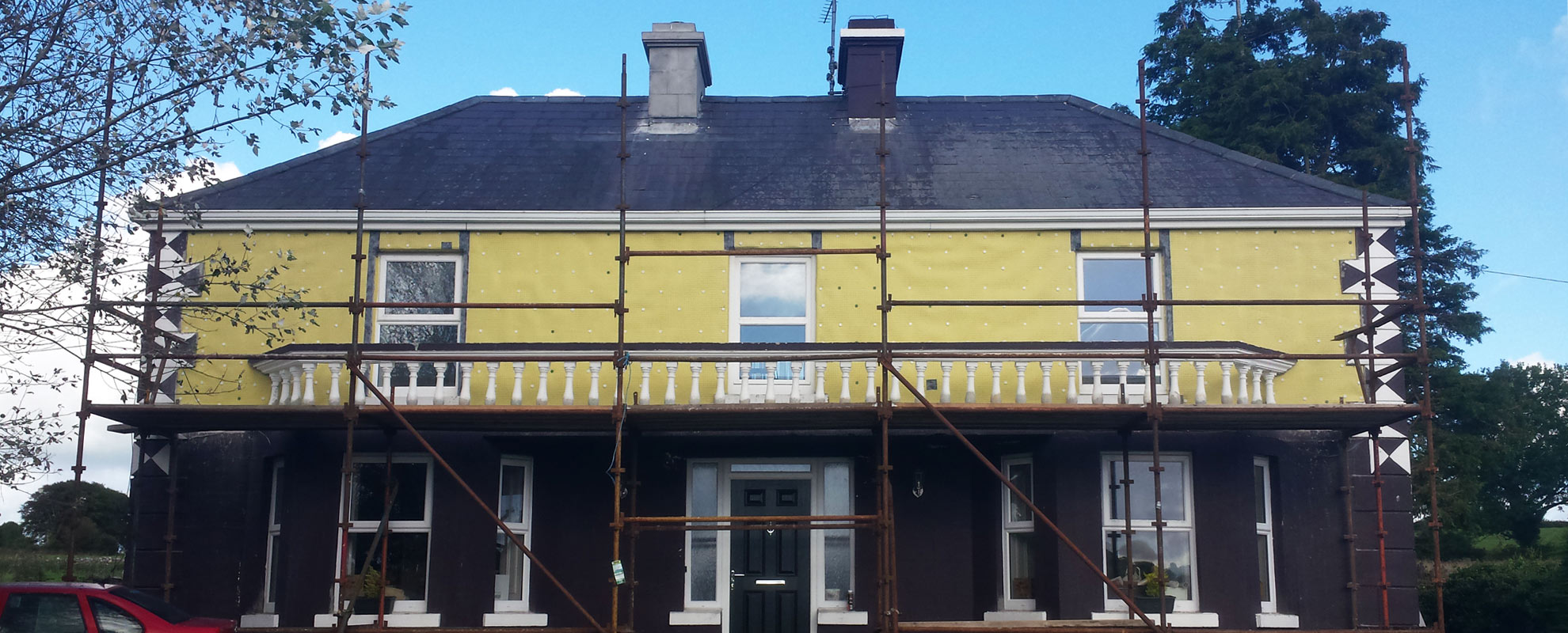 Building renovations Galway